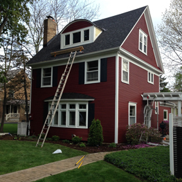 Caledonia Exterior Painting